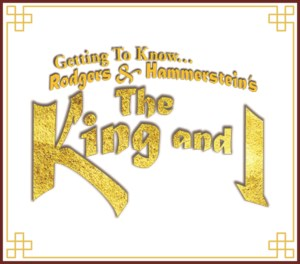 G2K... KING AND I