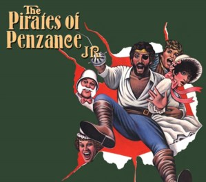 THE PIRATES OF PENZANCE JR